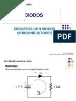 DIODOS SEMICONDUCTORES CIRCUITOS.ppt