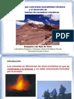 Factores que controlan las avalanchas de escombros volcánicas