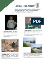 LE JOURNAL DU CHIOT N° 14