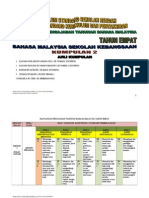Rpt Bahasa Malaysia tahun 4 kssr
