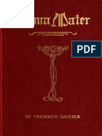 Baltzer, Friedrich - Alma Mater - A Story of College Life (1921)