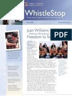 WhistleStop Fall 2009