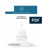 LBB Fiscal Size-Up 2014-15