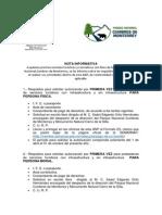 Requisitos Para Prestadores de Servicios PARA PERSONA FISICA Y MORAL
