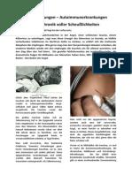 Kunold, Marlene Seuchen Impfungen Autoimmunerkrankungen (08 2013)
