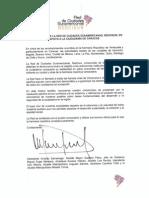 Carta de apoyo a venezuela_de méxico