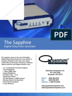 9200 Sapphire Datasheet