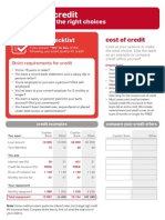 Credit Flyer ENGLISH