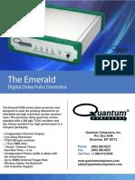 9250 Emerald Datasheet