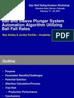 4 - 1 - Presentation --- Anadarko --- Pacemaker Automation Testing