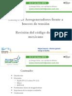 Aerogeneradores Mexico