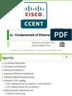 02 - Fundamentals of Ethernet LANs