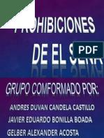 PROHIBICIONES DE EL SENA.pptx