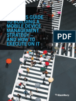 AST-0064198 the CIOs Guide to Building a Mobile Device Management Strategy and How to Execute on It