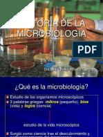 Historia de La Microbiologc3ada