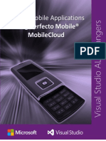 Testing Mobile Applications Using Perfecto Mobile MobileCloud V2