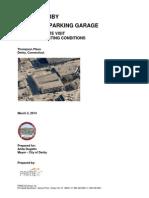 Derby Parking Garage Report