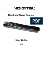 Pandigital Scanner