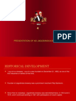 Jagodinsko English Presentation