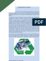 Import an CIA de Reciclar Daniela Luz