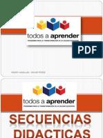 Secuencias Didacticas Programa de Transformacion Educativa