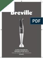 Breville BCS500XL Manual