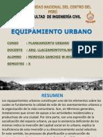 Equipamiento Urbano Williams