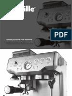 Breville BES860XL Manual