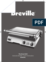 Breville BGR820XL Manual