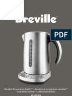 Breville BKE820XL Manual