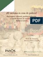 Asensio & Pérez_El turismo es cosa de pobres