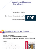 BGS Atlanta Pres Building Measuring and Leveraging Brand Equity-27 Slides to Share