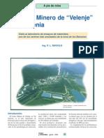 El Centro Minero de Velenje en Slovenia