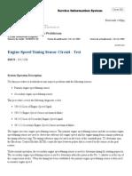 3126B Industrial Engine BEJ00001-UP(SEBP3253 - 74) - Sistemas y Componentes
