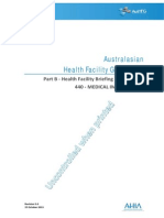 Australasian Health Facility Guidelines 2013