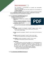 Adverbiales o Circunstanciales (1)