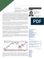 El Sentimiento y la Teoría de la Opinión Contraria - Ferrer Invest