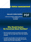 Nutritional Care Algorithmnou