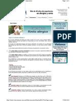 Clinica de Alergias SCJM
