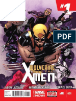 Wolverine and the X-Men Exclusive Preview