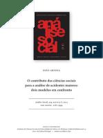 Artigo - Analise Social (Joao Areosa)