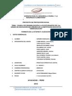 ANDRY ARONES - ETAPA DE EJECUCIÓN - PRACTICAS OPERATIVAS JUSTAS