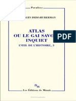 Atlas Ou Le Gai Savoir In