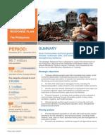 Typhoon Haiyan (Yolanda) SRP_fin_Dec 2013