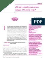[Artigo_Aula] Gestão Competências_Modelos vs Processo de Validação