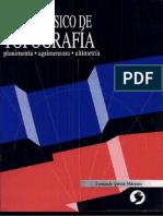 Curso básico de topografía Escrito por Fernando García Márquez