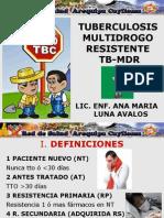 Socializacion Norma MDR 2011