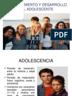 Crecimiento y Desarrollo Del Adolescente UAP Adolescente