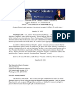 Alberto Gonzales Files - ~pdf doc feinstein senate gov-r-ken-lay-dismiss