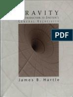 Gravity, An Introduction to Einstein's General Relativity, Hartle